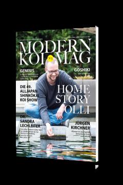 MODERN KOI MAG No. 3 ab € 40,- wählbar*