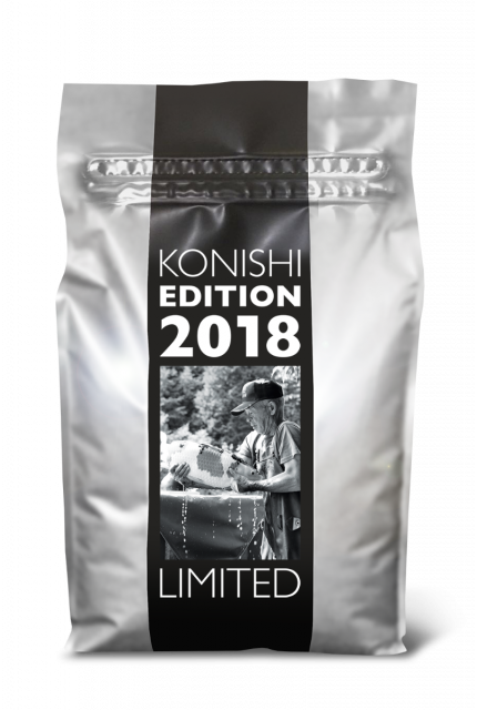 KONISHI LIMITED EDITION 2018 5 KG