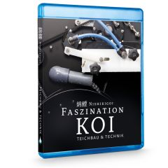 Faszination Koi - Teichbau & Technik (Blueray) Ab € 100,- wählbar*