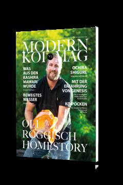 MODERN KOI MAG No.5 ab € 50,- wählbar*