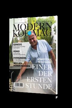 MODERN KOI MAG No.7 ab € 50,- wählbar*