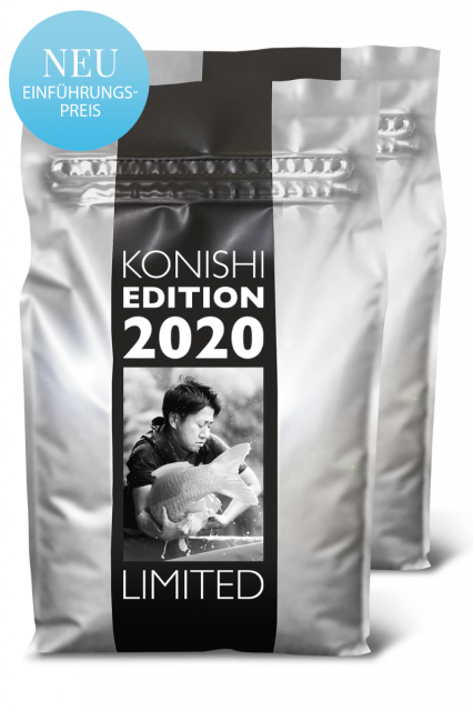 LIMITED EDITION 2020 10 KG