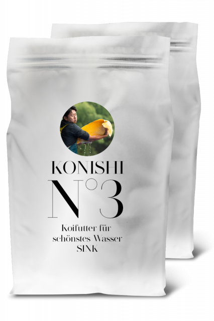 No. 3 SINK 10 KG - NEU