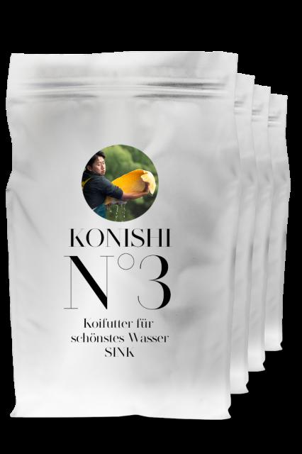 No. 3 SINK 20 KG - NEU