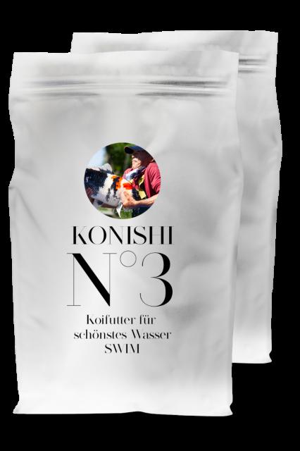 No. 3 SWIM 10 KG - NEU